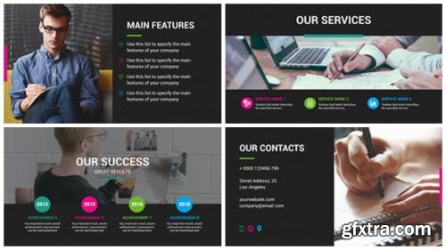 VideoHive Minimal Business Promo 15942020