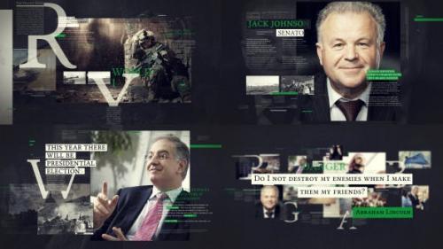 Udemy - Political Promo TV