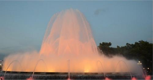 Fountain 9 - G8DXALP