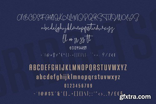 CM - Bridgetts Typeface Free Sans Serif 4202059