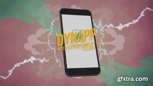 VideoHive Dynapp Application Promo 21587556