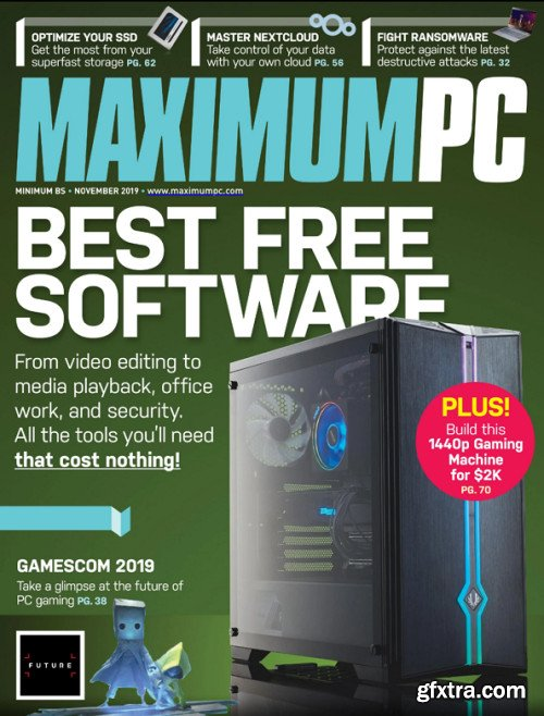 Maximum PC - November 2019