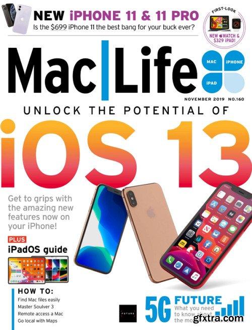 Mac Life UK - Issue 160, 2019