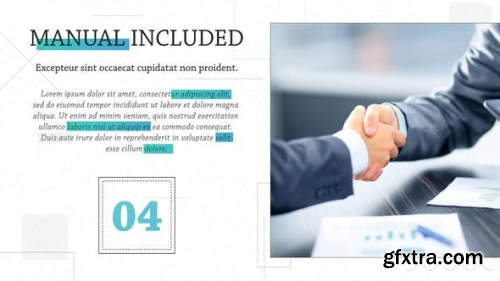 VideoHive Corporate Business Slides 24338093