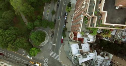 Manhattan in New York City - QASF26W