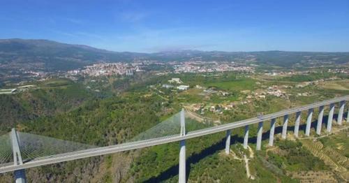 Modern Bridge in Portugal - 39UTVJK