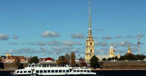 Peter and Paul Fortress, St. Petersburg, Russia - W9RC7LU