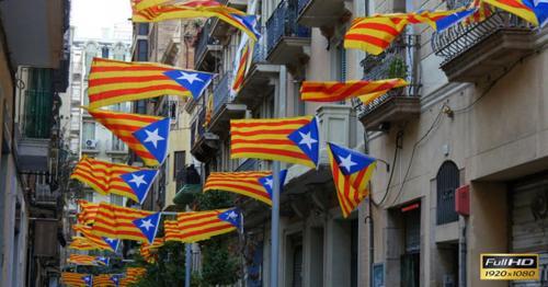 Pro Independence Catalonian Flagstaff - RPWJQK3
