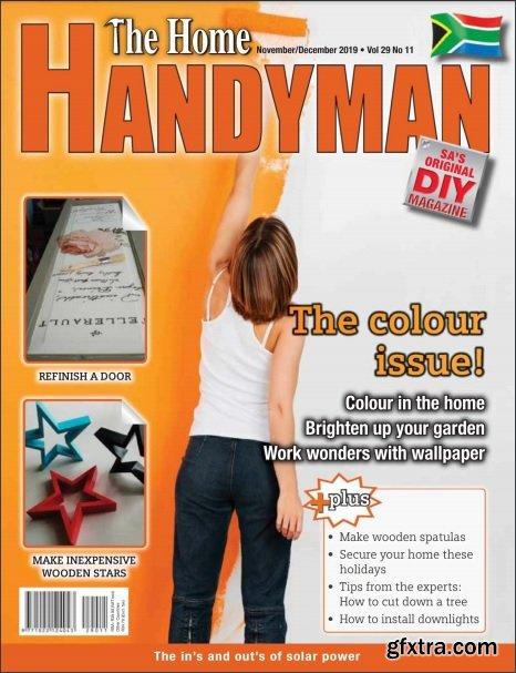 The Home Handyman - November/December 2019