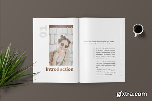 Kimme - Fashion Magazine Template