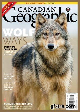 Canadian Geographic - November-December 2019