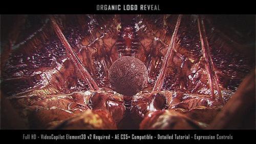 Udemy - Organic Logo Reveal
