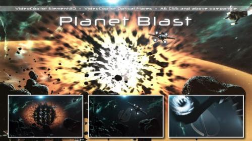 Udemy - Planet Blast