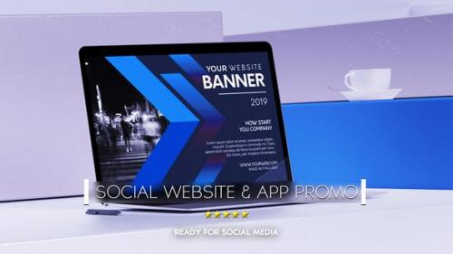 Udemy - Social Website Promo & App Promo