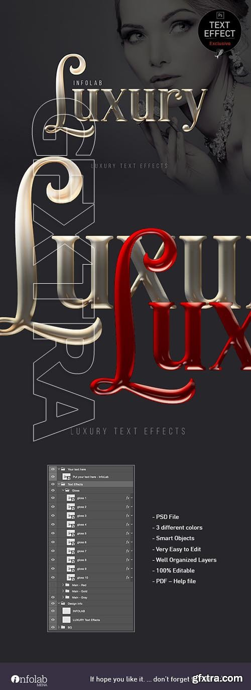 GraphicRiver - Luxury Text Effect 24788115