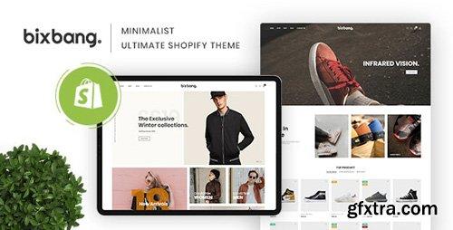 ThemeForest - Bixbang v1.0 - Minimalist eCommerce Shopify Template - 24687385