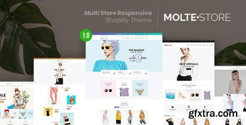 ThemeForest - MolteStore v1.0.0 - Multi Store Responsive Shopify Theme - 22851032