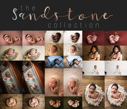 Lightroom - The Sandstone Collection