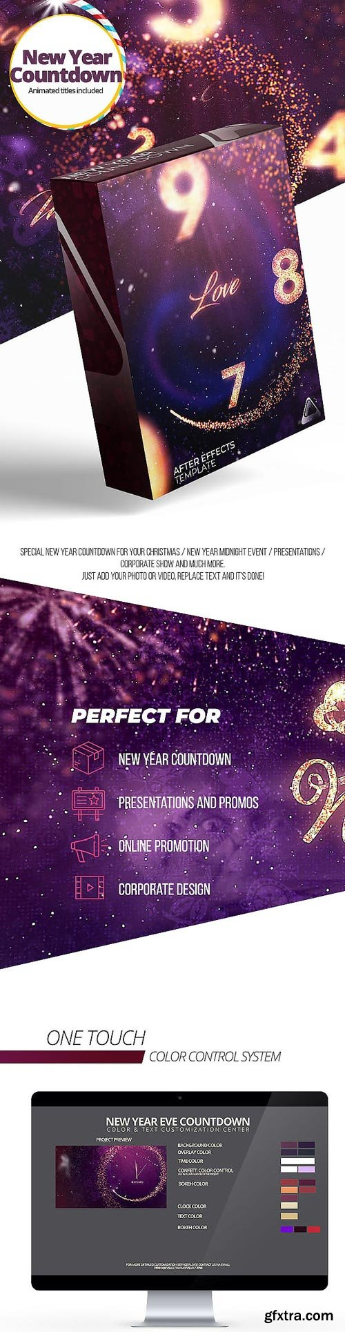 Videohive - Special New Year Countdown 2019 - 22944386
