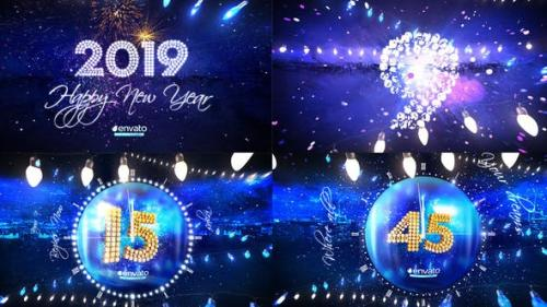 Udemy - New Year Eve Party Countdown 2019