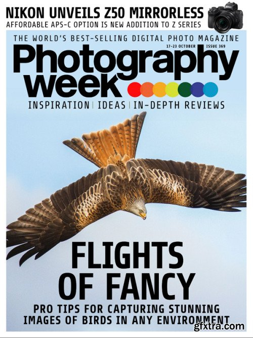 Photography Week - 17 October 2019
