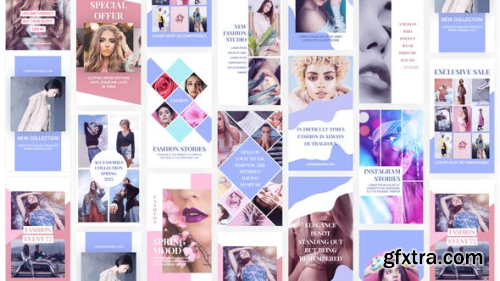 VideoHive Fashion Instagram Stories 24864714