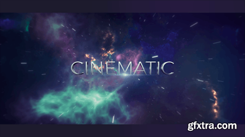VideoHive Cinematic Trailer 21336476