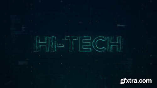 Videohive Hi-Tech Opener 24844319