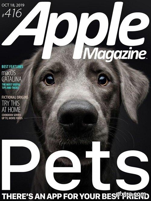 AppleMagazine - October 18, 2019
