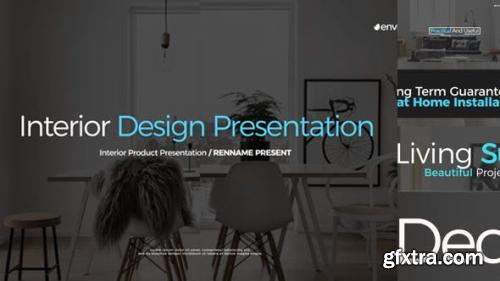 VideoHive Interior Design Presentation 21474153