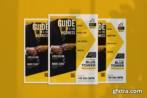 Guide Business Flyer
