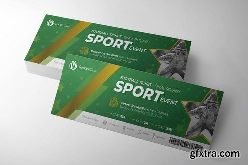 Sport Event Ticket