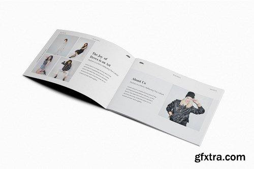 Fashion Lookbook A5 Brochure