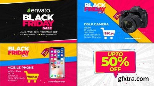 Videohive - Black Friday Sale Promo - 22778888