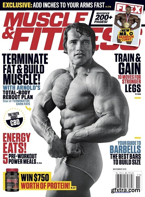 Muscle & Fitness USA - November 2019