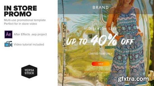 Videohive - In Store Sale Promo - 22541654