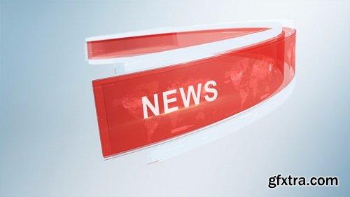 Videohive - Line News 2 - 19261827