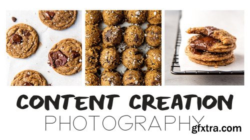 Content Creation: 9 Ways to Photograph Cookies