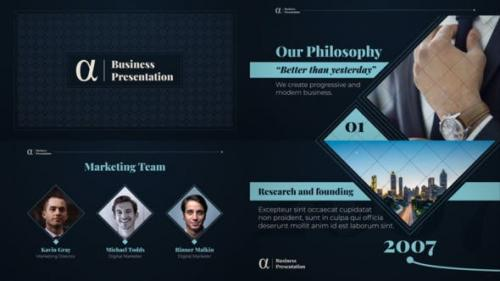 Udemy - Alpha Business Presentation