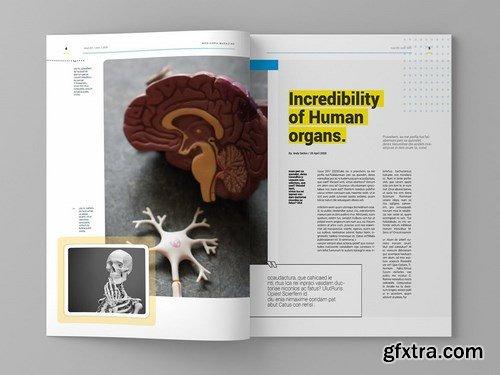 Medikora - Magazine Template