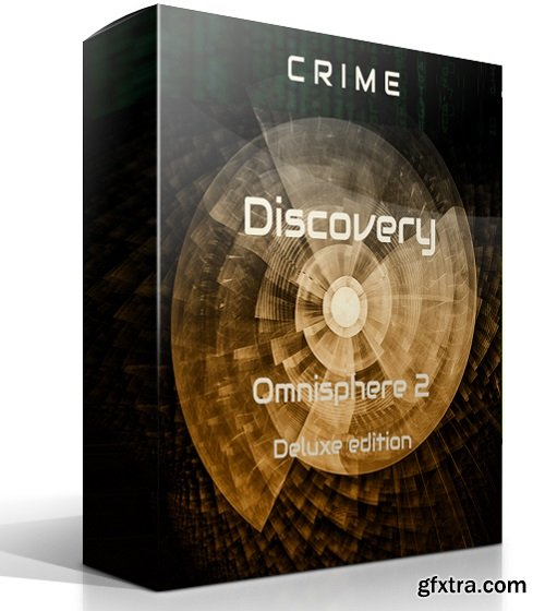 Triple Spiral Audio Discovery Crime Deluxe Omnisphere 2