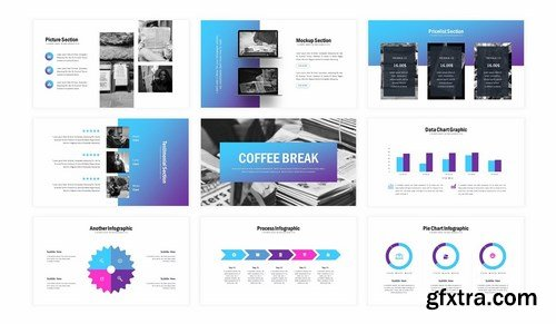 Annual - Business Powerpoint Template