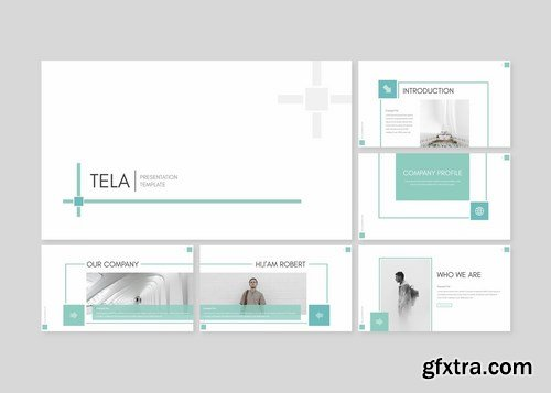 Tela - Powerpoint Google Slides and Keynote Templates