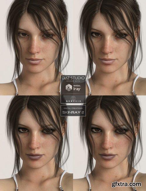 Daz3D - Anatomically Correct: Desiree for Genesis 3 and Genesis 8 Female
