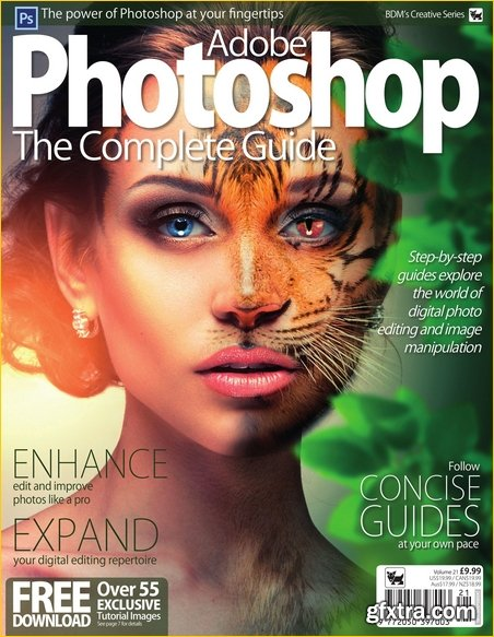 The Complete Photoshop Manual – October 2019