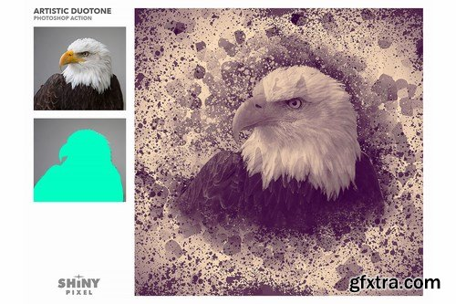 GraphicRiver - Artistic Duotone Effect - Photoshop Action 12226281