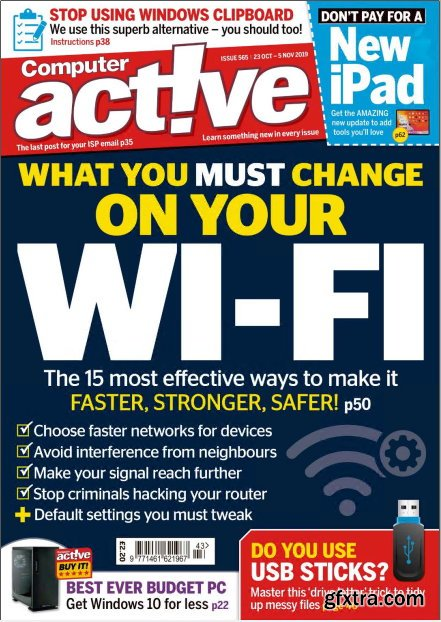 Computeractive - Issue 565, 23 October 2019