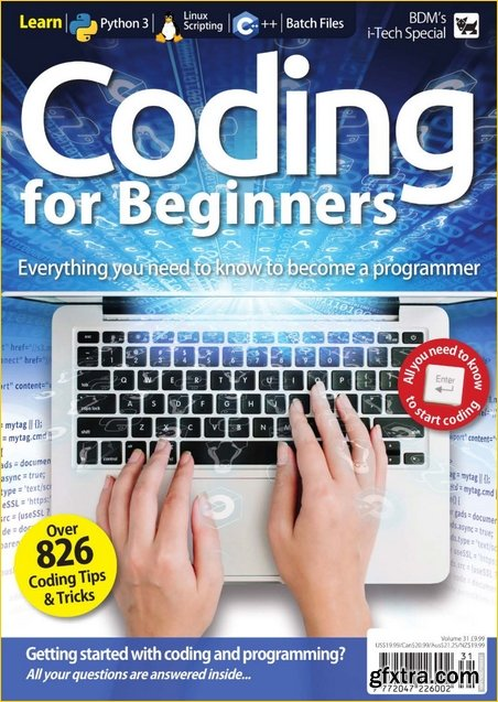 Coding for Beginners (Second Edition) - Vol 31, 2019