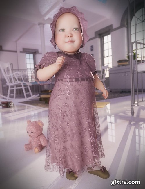 Daz3D - Ebil Baby Bundle