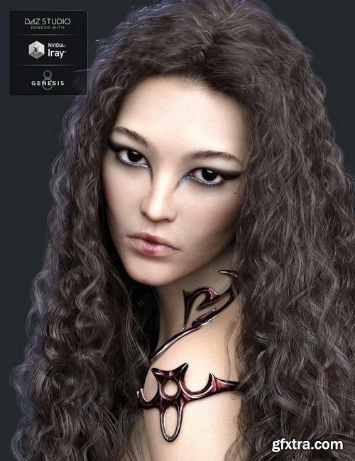 Daz3D - Dragon Girl Bundle